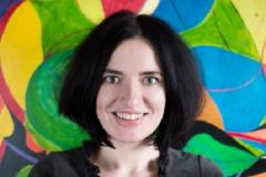 Лиза Готфрик собирается в Москву за литературной премией за стихи про «Москалей на ножи»