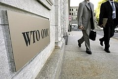 Российский министр обратился в ВТО по вопросу отмены санкций