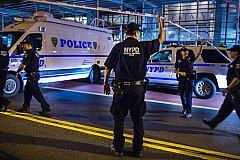 Взрыв в Нью-Йорке. Причины устанавливаются