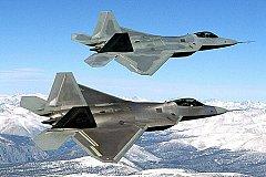 Российские Су-25 были перехвачены американскими F-22 в небе над Сирией