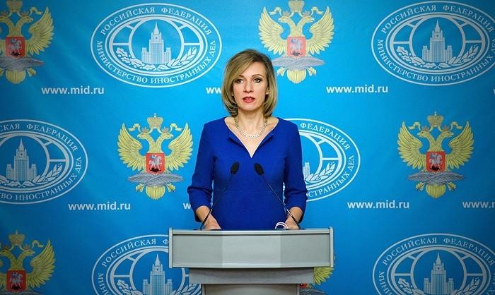 Захарова: «США вооружают государство Украину, что вызовет новое кровопролитие наДонбассе»