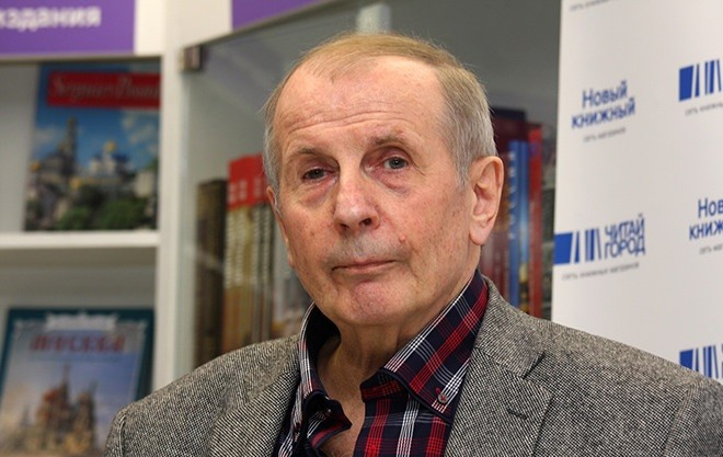 Михаил Веллер. Фото:  zelikm.com