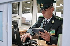 На российско-украинской границе введут биометрический контроль