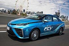 Японский прорыв в энергетику без углеводородов. Серийный автомобиль на водороде.
