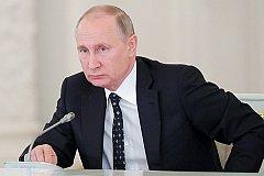 Путин провёл встречу с губернаторами
