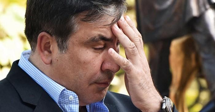 ВГрузии Саакашвили «дали» три года тюрьмы: названа нежданная причина