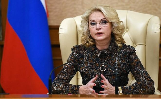 Глава Счетной палаты Татьяна Голикова. Фото: ria.ru