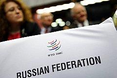 Иск ЕС не повлияет на пребывание России в ВТО
