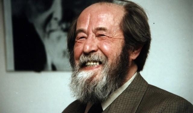Александр Солженицын. Фото:  aif.ru