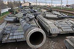 О передаче военной техники из Крыма Украине
