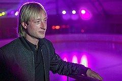 Фигурист Плющенко хочет быть министром спорта России