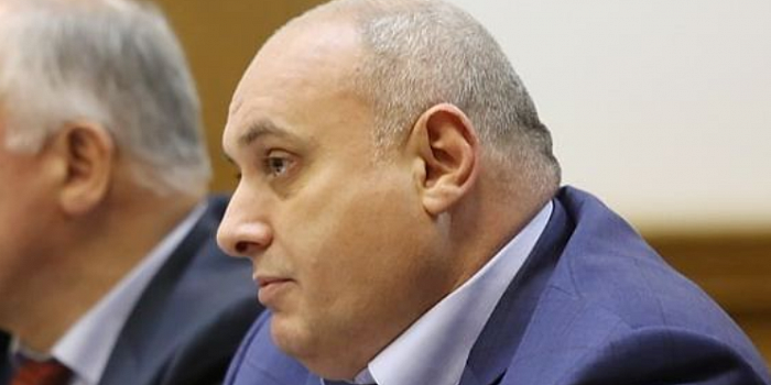Мэр Махачкалы Муса Мусаев. Фото:  news-r.ru