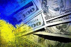 12 млрд долларов должна Украина Международному валютному фонду