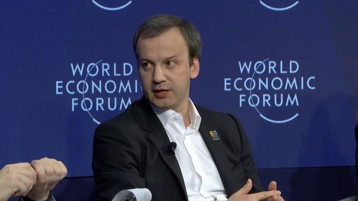 Вице-премьер правительства РФ Аркадий Дворкович. Фото: newtimes.ru