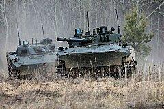 Новейшие БМД-4М поступят на вооружение в Псковскую дивизию ВДВ