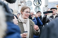 Чеченцы возмущены и считают провокацией, и пиаром визит Собчак в Грозный