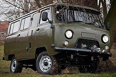 Легендарный УАЗ-«буханка» отмечает 60-летний юбилей
