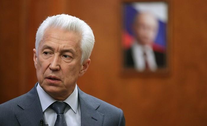 Врио главы Дагестана Владимир Васильев. Фото: ТАСС