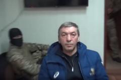 В ходе обыска у премьера Дагестана обнаружено оружие и боеприпасы. ВИДЕО