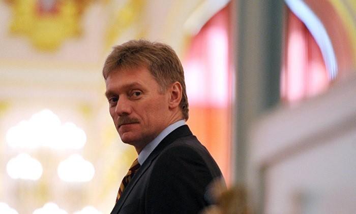 Пресс-секретарь президента России Дмитрий Песков. Фото: ria.ru