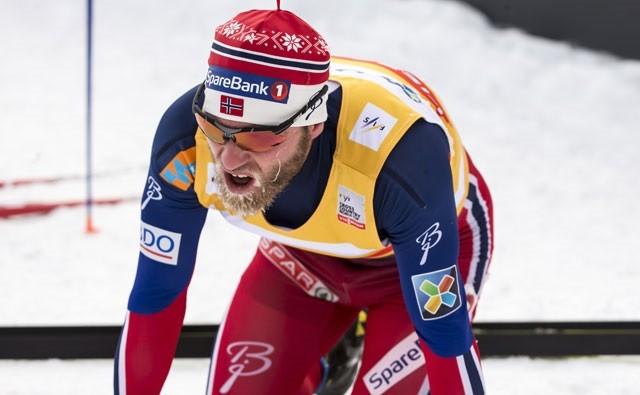 Норвежский лыжник. Фото: aif.ru