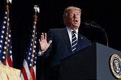 Лучом света для других наций назвал Трамп США