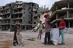Китай намерен восстановить разрушенную Сирию