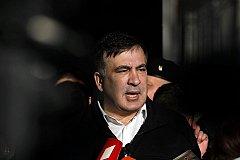 Саакашвили выдворен в Польшу