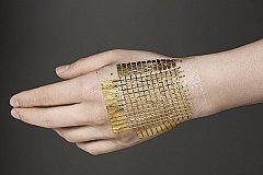 Американские ученые создали электронную кожу