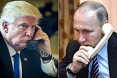 Трамп выразил соболезнование Путину в связи с авиакатастрофой