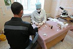 Почти 1900 осужденных в Ярославской области прошли геномную регистрацию