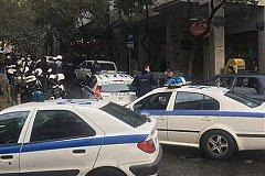 И тут москали проклятые. В Афинах фанаты киевского «Динамо» напали на русских. ВИДЕО