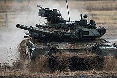 Россия отправила в Ирак первую партию танков Т-90С