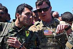 Америка ограничит в поддержке сирийских курдов