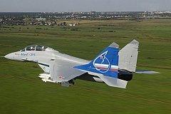 Завершились заводские испытания лёгкого истребитель МиГ-35