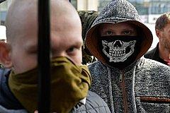 Москва заявила протест Киеву из-за нападения на дипведомство