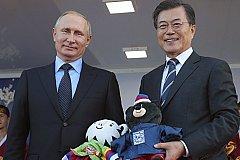 Президент Южной Кореи принял приглашение Путина