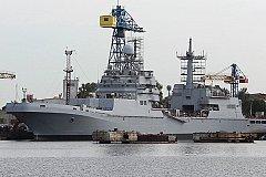 Флот России уже в мае пополнится новым десантным кораблем