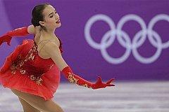 У России появилось первое олимпийское «золото»