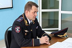 Руководство красноярского главка подозревают в уголовном проступке