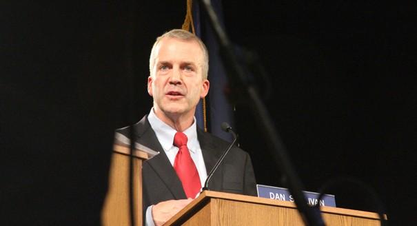 Сенатор штата Аляска США Даниэл Салливан. Фото: Pinterest