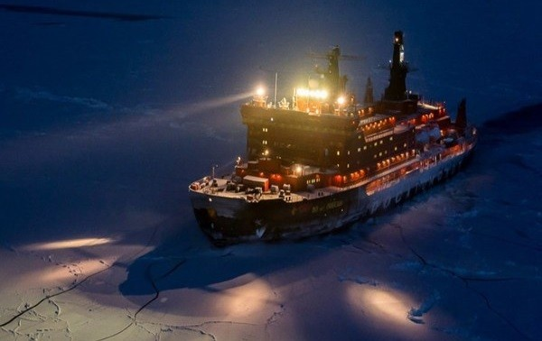 США отстают от России в освоении Арктики фото 2