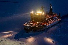 США отстают от России в освоении Арктики