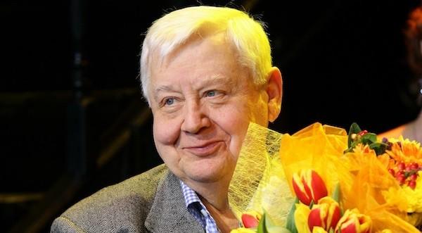 Олег Табаков. Фото: sde.in.ua
