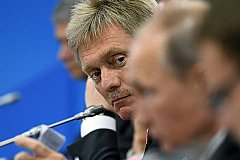 Слова Путина о «пурге» Песков воспринял как критику от требовательного шефа