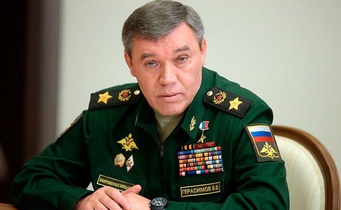 Начальник Генштаба ВС РФ генерал армии Валерий Герасимов. Фото: milportal.ru