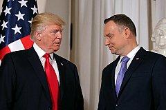 Президенты США и Польши отказались поздравлять Путина с победой на выборах
