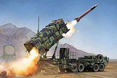 «Пэтриот» бьёт по своим. Саудовская ракета развернулась и упала на Эр-Рияд. ВИДЕО