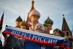 Лучшей жизни после выборов президента ожидают 87% россиян