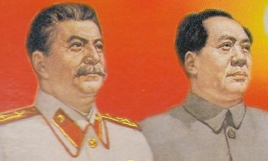 En China, golpeó brutalmente a un diplomático estadounidense por mentir sobre la foto de Stalin 2